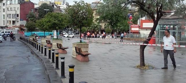 İstanbul'da şiddetli patlama: Yaralılar var (ilk görüntüler) galerisi resim 3