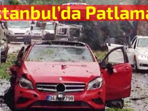 İstanbul'da şiddetli patlama: Yaralılar var (ilk görüntüler)