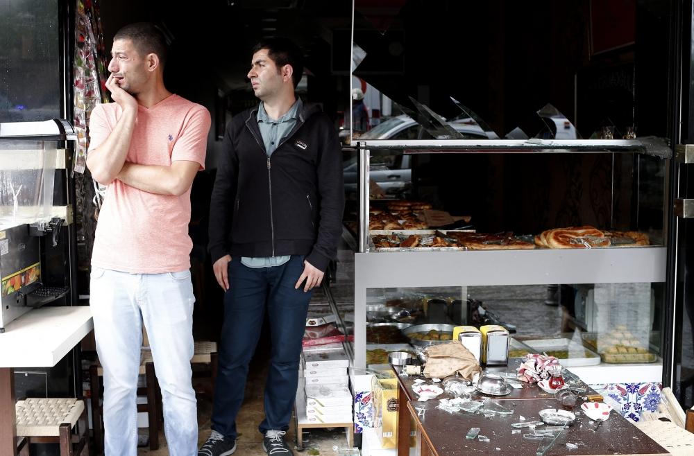 Foto Galeri: İstanbul'da Bombalı Saldırı galerisi resim 12