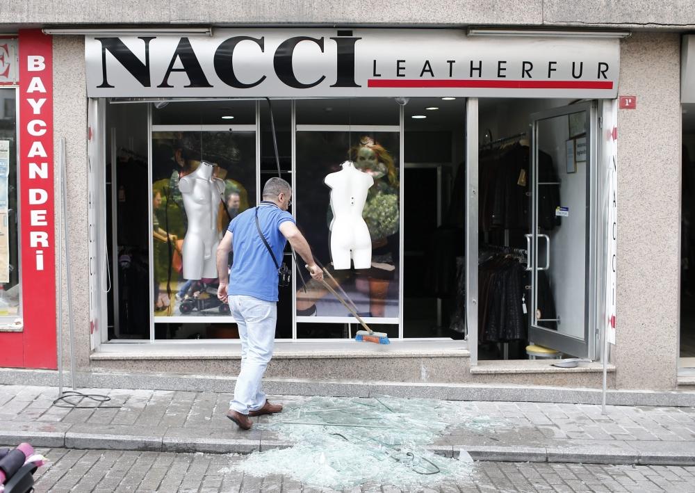 Foto Galeri: İstanbul'da Bombalı Saldırı galerisi resim 18