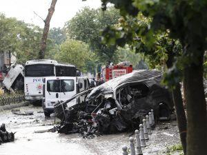 Foto Galeri: İstanbul'da Bombalı Saldırı