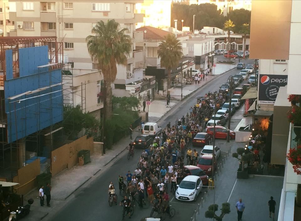 Koordinasyon Ofisine karşı eylemler başladı galerisi resim 3
