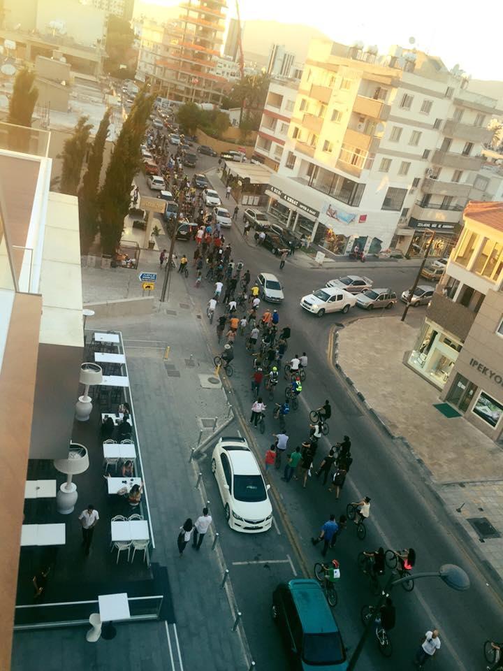 Koordinasyon Ofisine karşı eylemler başladı galerisi resim 6