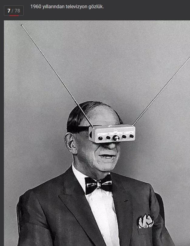 Eski teknolojik ürünleri ilk defa göreceksiniz! galerisi resim 14