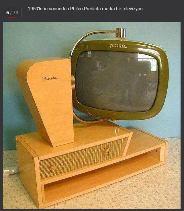 Eski teknolojik ürünleri ilk defa göreceksiniz! galerisi resim 2