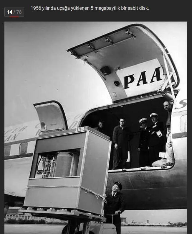 Eski teknolojik ürünleri ilk defa göreceksiniz! galerisi resim 7