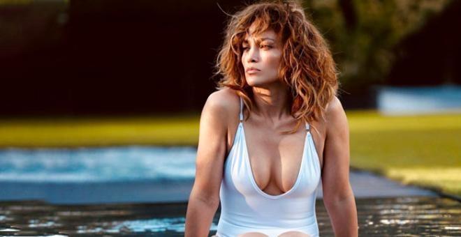 50'sinden sonra bunu da yaptı! Yıldız şarkıcı Jennifer Lopez çırılç galerisi resim 1