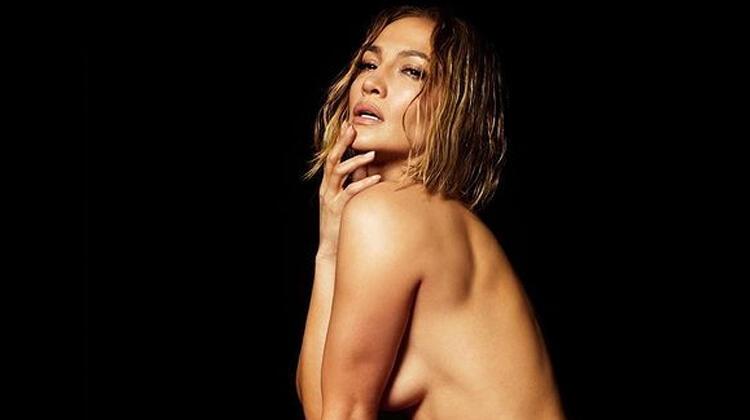Jennifer Lopez, fotoğrafçı Mert Alaş ve Marcus Piggot'ya çıplak poz galerisi resim 1