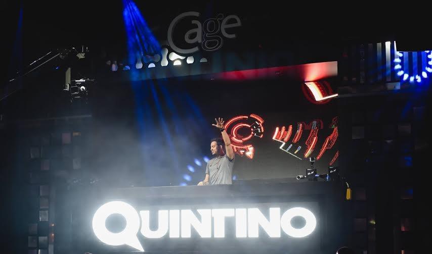 Cage Club'dan DJ Quintino rüzgarı geçti! galerisi resim 4