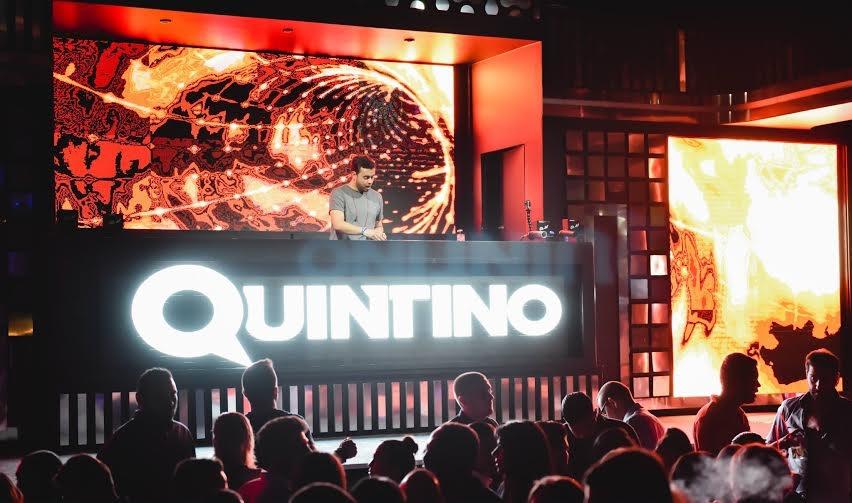 Cage Club'dan DJ Quintino rüzgarı geçti! galerisi resim 7