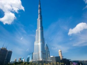 Boyutları bulutları aşıyor! Dünyanın en yüksek binaları görünüşleriyle h
