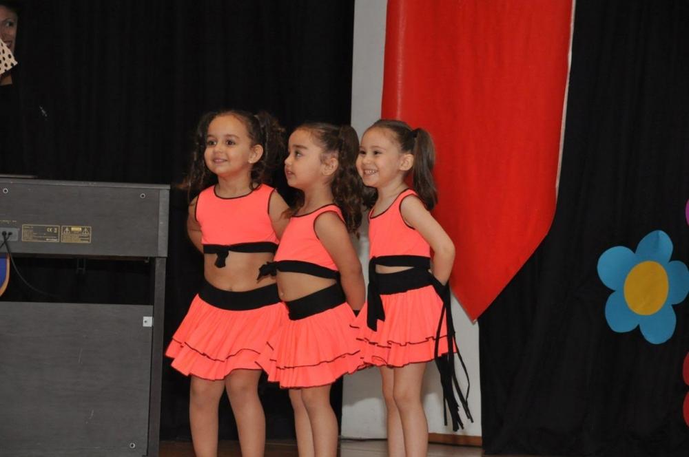 Yakın Doğu İlkokulu Okul Öncesi ve Kreş Bölümünün Miniklerinden Muhteşem galerisi resim 5