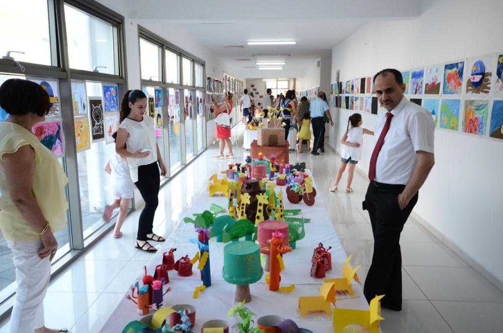 Yakın Doğu İlkokulu Okul Öncesi ve Kreş Bölümünün Miniklerinden Muhteşem galerisi resim 8