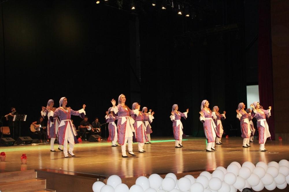 Mağusalı danscılar coşturdu galerisi resim 10