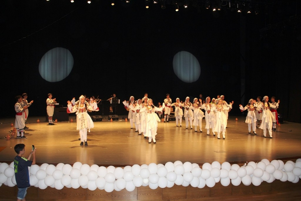 Mağusalı danscılar coşturdu galerisi resim 5