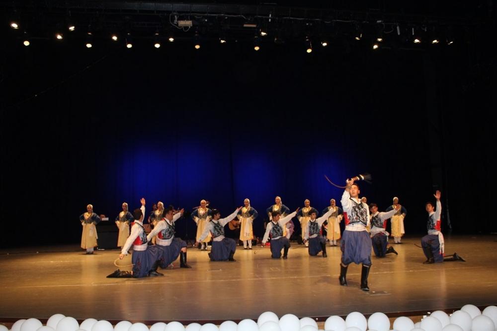 Mağusalı danscılar coşturdu galerisi resim 8