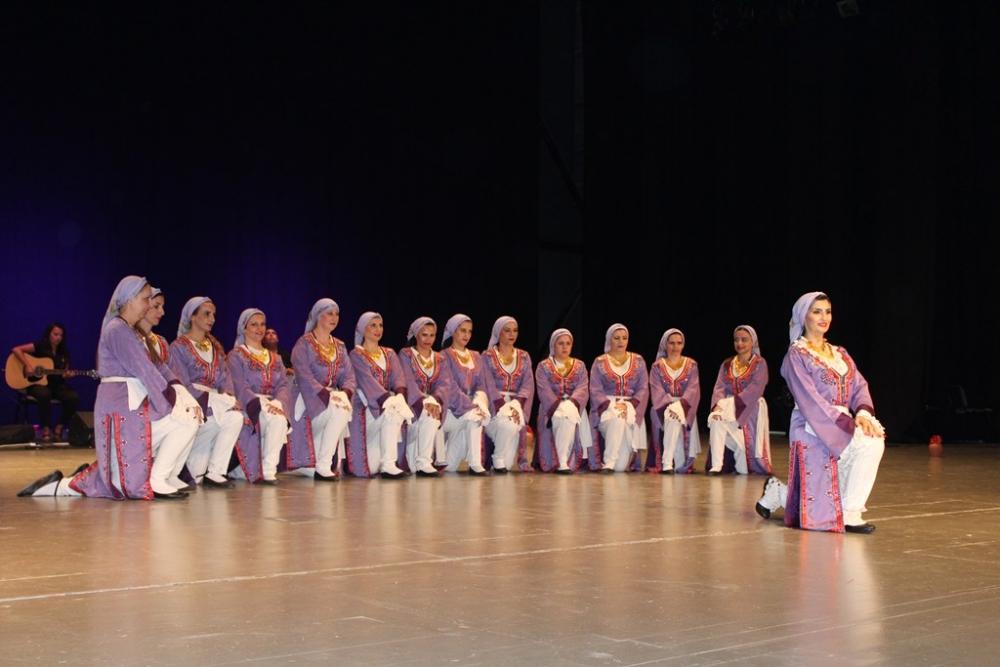 Mağusalı danscılar coşturdu galerisi resim 9