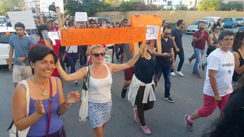#Reddediyoruz eylemine binlerce  genç katıldı galerisi resim 13