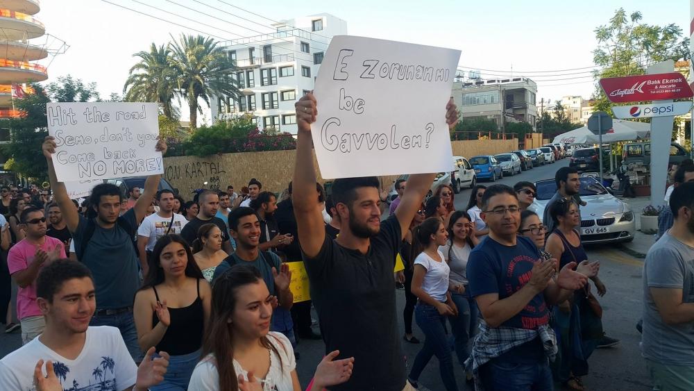 #Reddediyoruz eylemine binlerce  genç katıldı galerisi resim 16