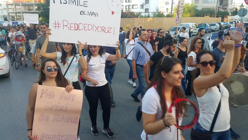 #Reddediyoruz eylemine binlerce  genç katıldı galerisi resim 22