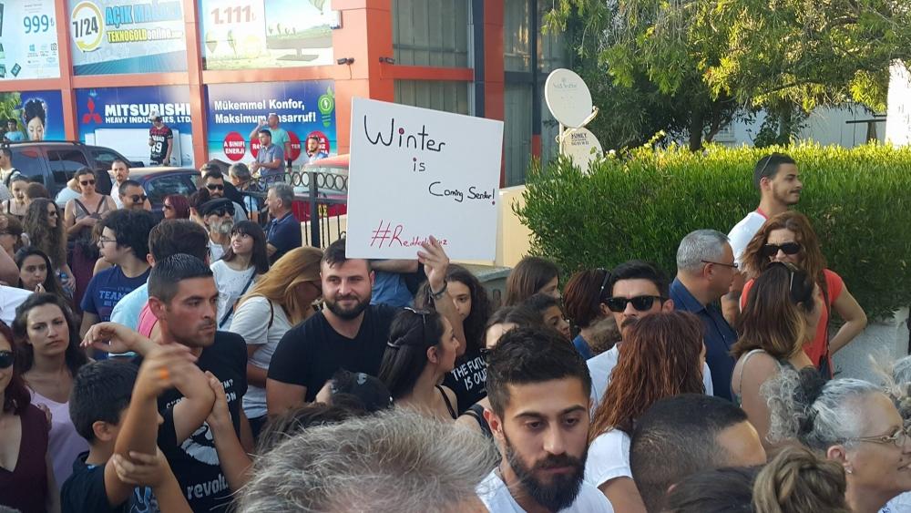 #Reddediyoruz eylemine binlerce  genç katıldı galerisi resim 23