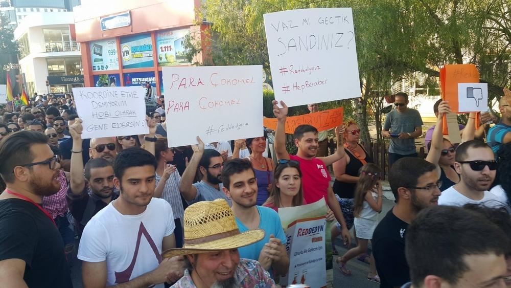 #Reddediyoruz eylemine binlerce  genç katıldı galerisi resim 24