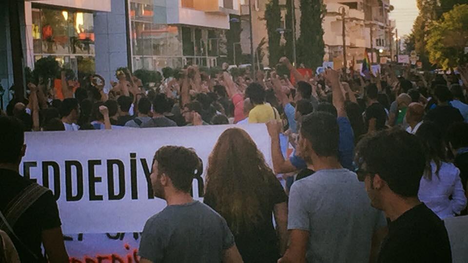 #Reddediyoruz eylemine binlerce  genç katıldı galerisi resim 4