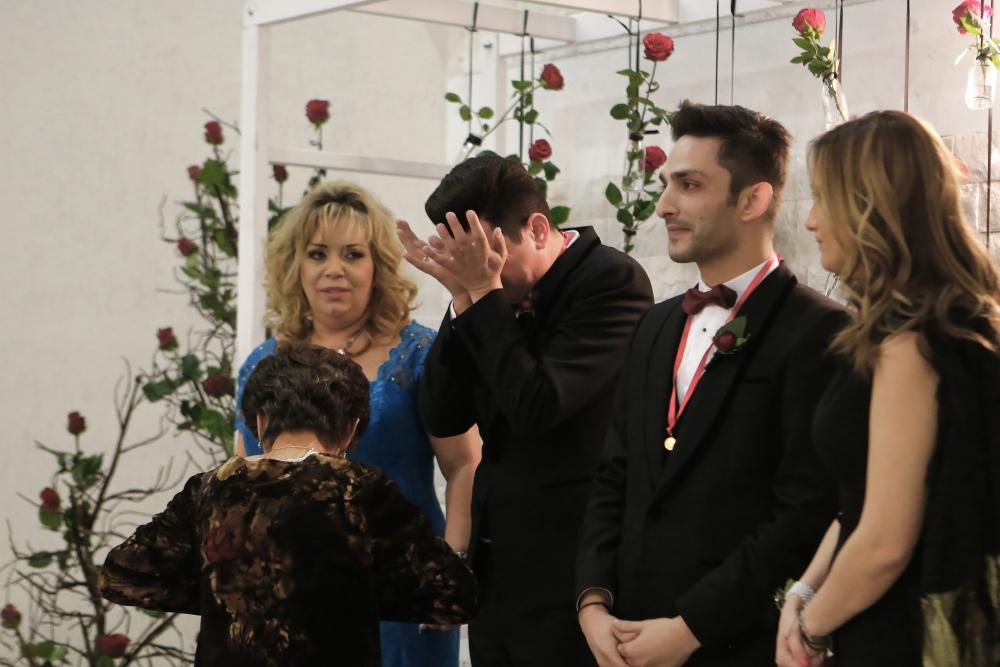 İşte Kıbrıs'ın ilk eşcinsel evliliğinden kareler galerisi resim 5