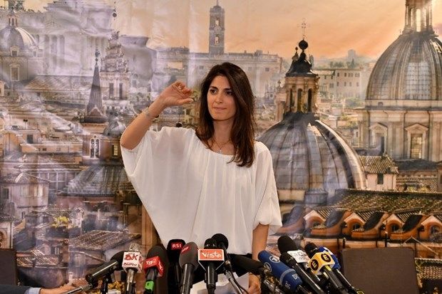 """Roma'ya """"beş yıldız""""lı belediye başkanı galerisi resim 22"""