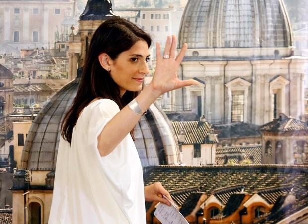 """Roma'ya """"beş yıldız""""lı belediye başkanı galerisi resim 23"""