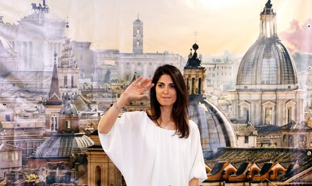 """Roma'ya """"beş yıldız""""lı belediye başkanı galerisi resim 4"""
