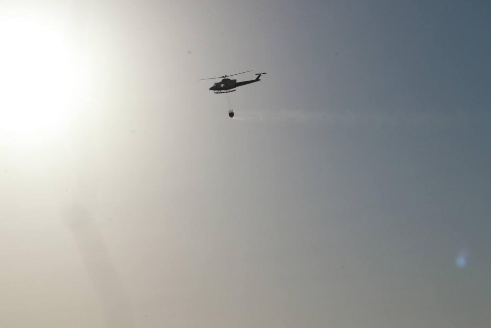 Yangın 2 can aldı. İşte Trodos'taki büyük yangından fotoğraflar galerisi resim 15