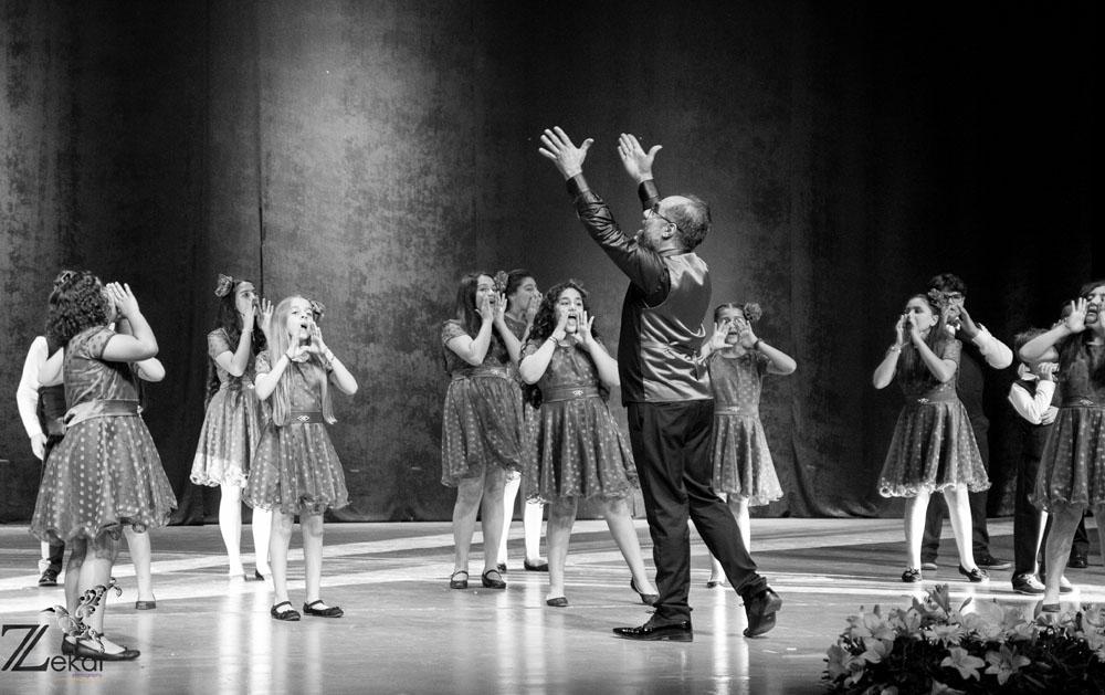 DAÜ Dansa, Dramaya ve Müziğe Doydu galerisi resim 3