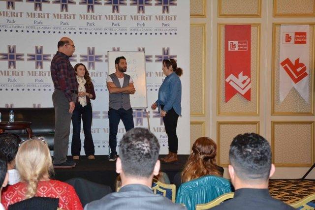 Limasol Bankası Çalışanları Motivasyon etkinliğinde buluştu galerisi resim 1