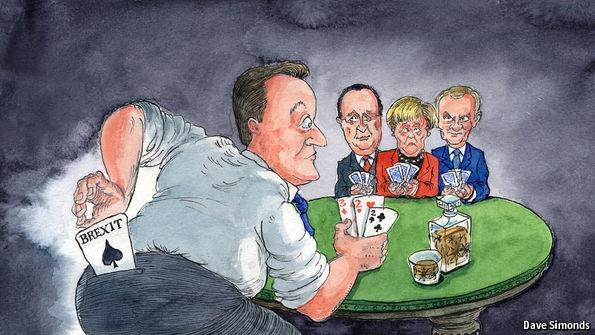 İngiltere AB'den çıkar mı? İşte Karikatürler galerisi resim 12