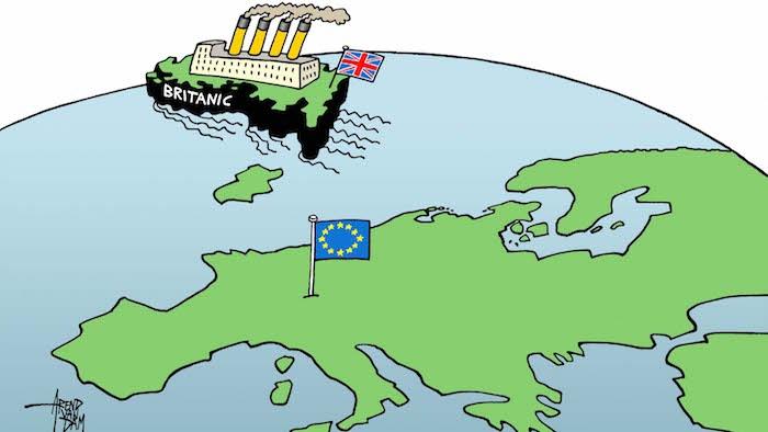 İngiltere AB'den çıkar mı? İşte Karikatürler galerisi resim 19