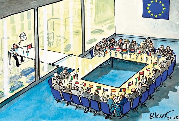 İngiltere AB'den çıkar mı? İşte Karikatürler galerisi resim 25