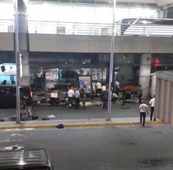 İstanbul Atatürk Havalimanı'ndan ilk görüntüler (Foto Galeri) galerisi resim 4