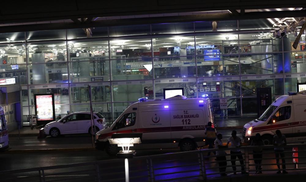 İstanbul Bombalı Saldırının Yayınlanmayan Resimleri galerisi resim 1