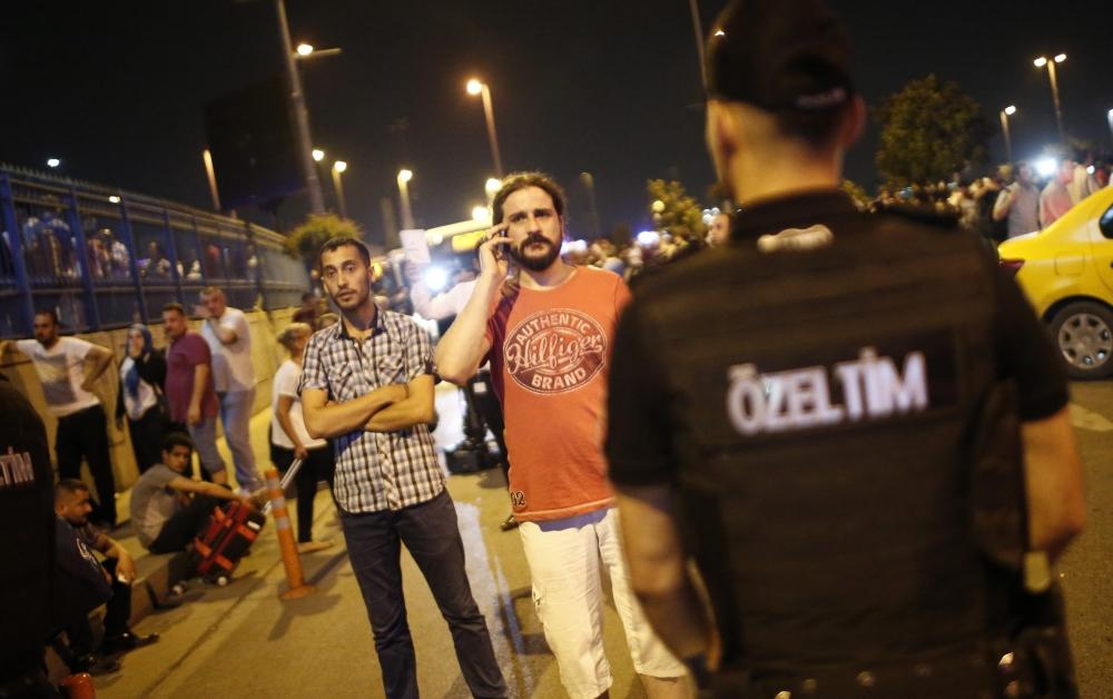 İstanbul Bombalı Saldırının Yayınlanmayan Resimleri galerisi resim 14