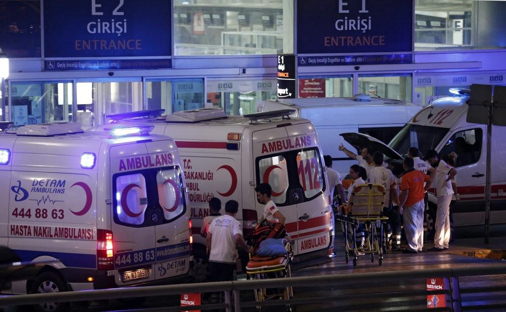 İstanbul Bombalı Saldırının Yayınlanmayan Resimleri galerisi resim 20