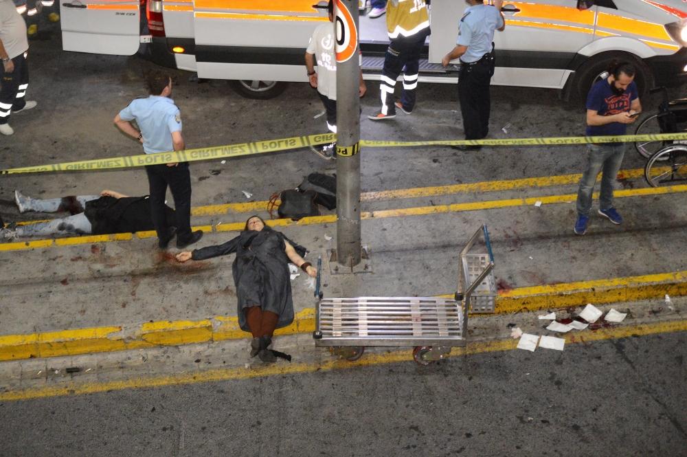 İstanbul Bombalı Saldırının Yayınlanmayan Resimleri galerisi resim 3