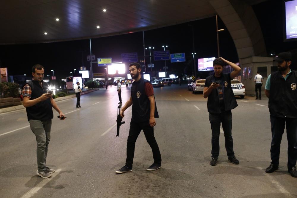İstanbul Bombalı Saldırının Yayınlanmayan Resimleri galerisi resim 7