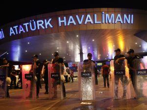 İstanbul Bombalı Saldırının Yayınlanmayan Resimleri