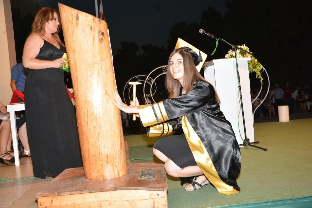 Namık Kemal Lisesi'nde Coşkulu Diploma Töreni ... galerisi resim 2