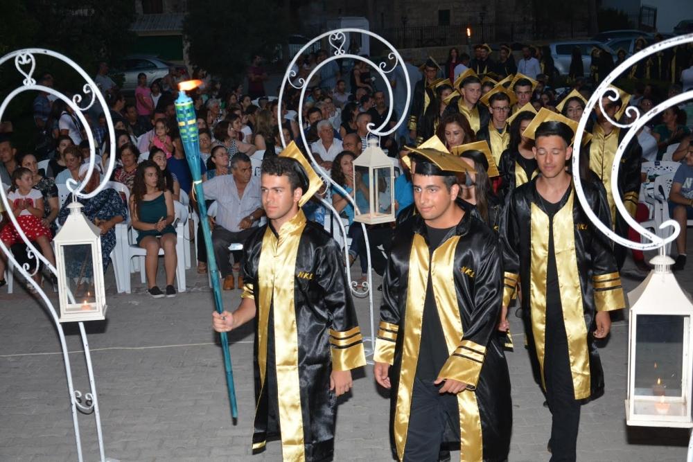Namık Kemal Lisesi'nde Coşkulu Diploma Töreni ... galerisi resim 4
