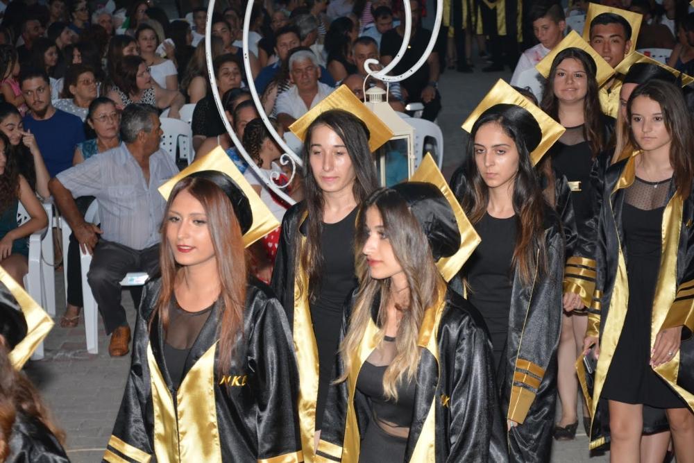 Namık Kemal Lisesi'nde Coşkulu Diploma Töreni ... galerisi resim 5