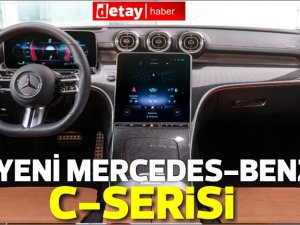 İşte yeni Mercedes-Benz C-Serisi