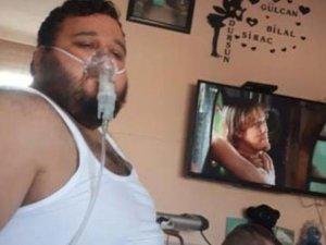Zor nefes alıp veriyordu! 102 kilo veren gencin son hali inanılmaz