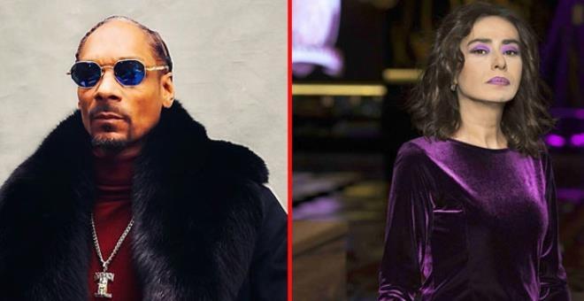 Dünyaca ünlü rapçi Snoop Dogg, Yıldız Tilbe hayranı çıktı! galerisi resim 1